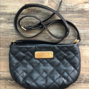 -Marc by Marc Jacobs quilted leather crossb…